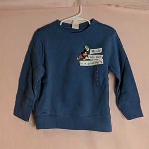 Disney x Uniqlo Mickey Mouse Sweatshirt